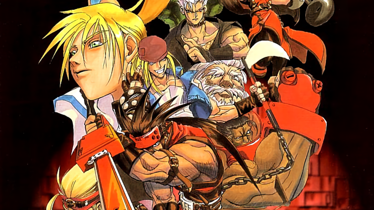 Guilty Gear Creator Thought He Was Done With Fighting Games In 1998