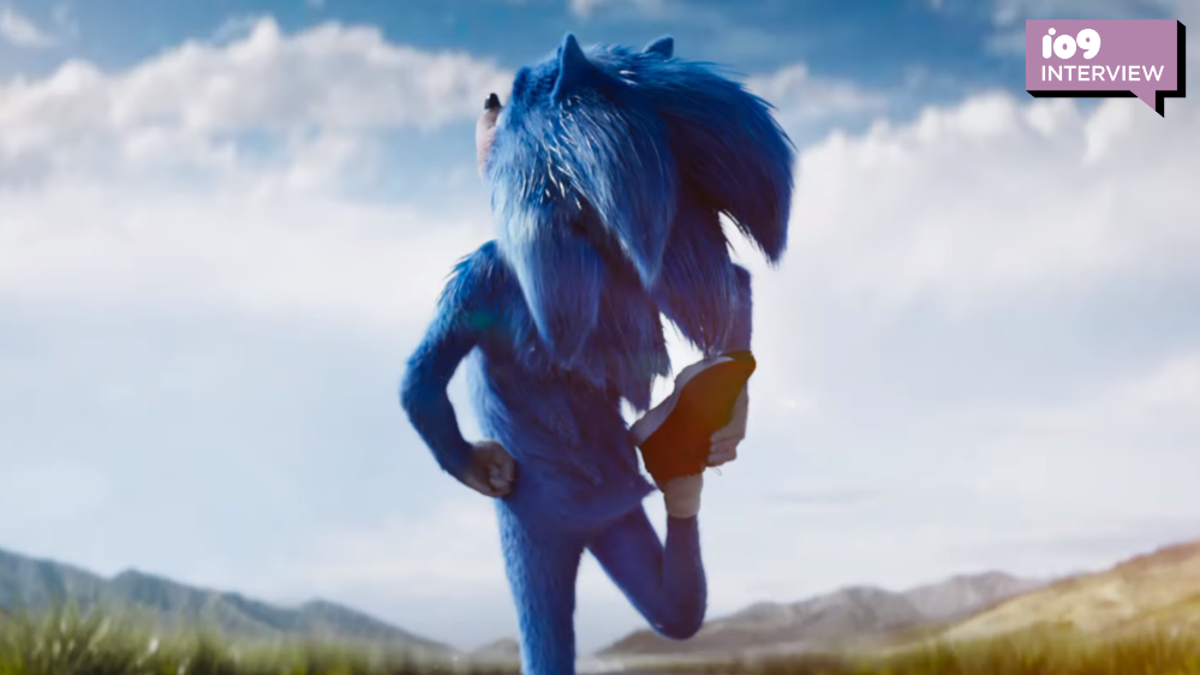 Vfx Artists Explain What Sonic The Hedgehog Redesign Would Take