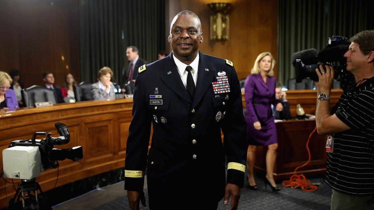 Black Service Members Rally Around Defense Secretary Pick Gen. Lloyd Austin as He Faces Uphill Confirmation Process