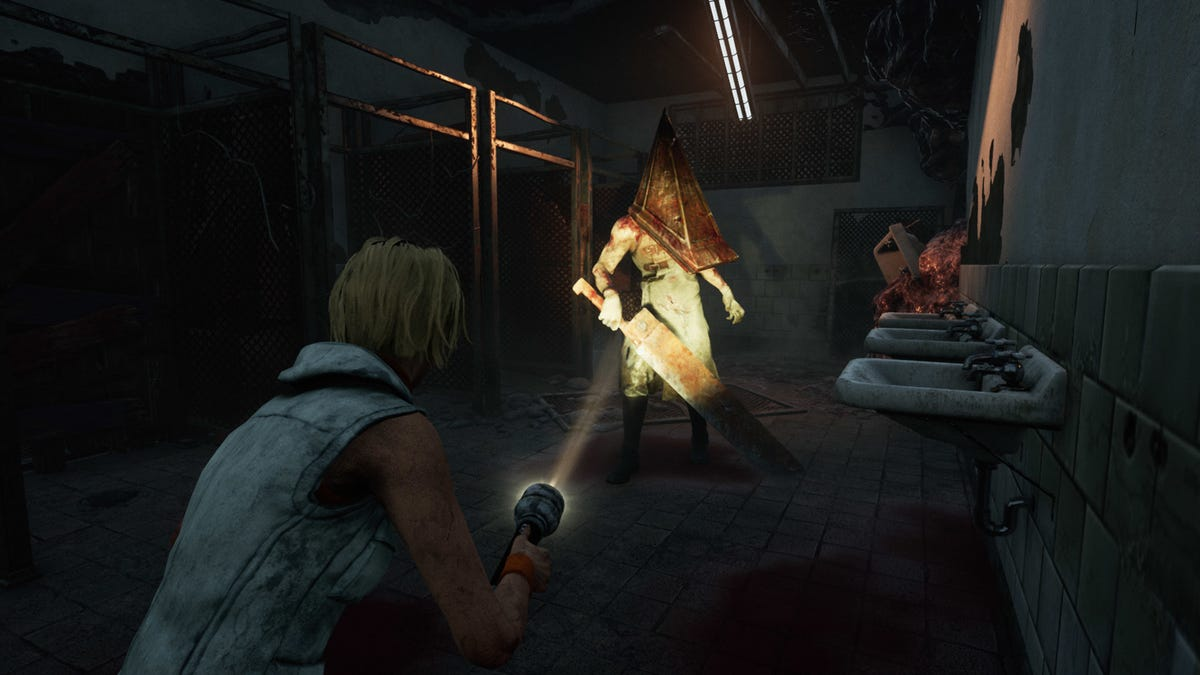 Silent Hill Returns As Dead By Daylight Expansion