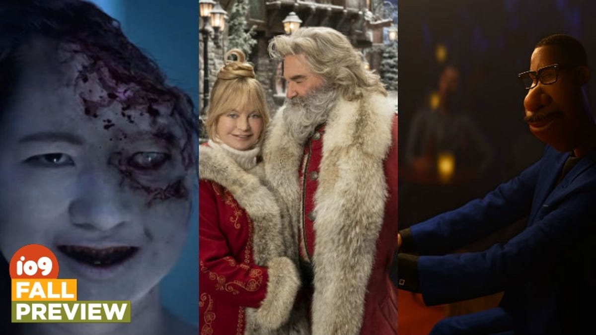 Your Guide to the Surprising Amount of Movies Out This Fall