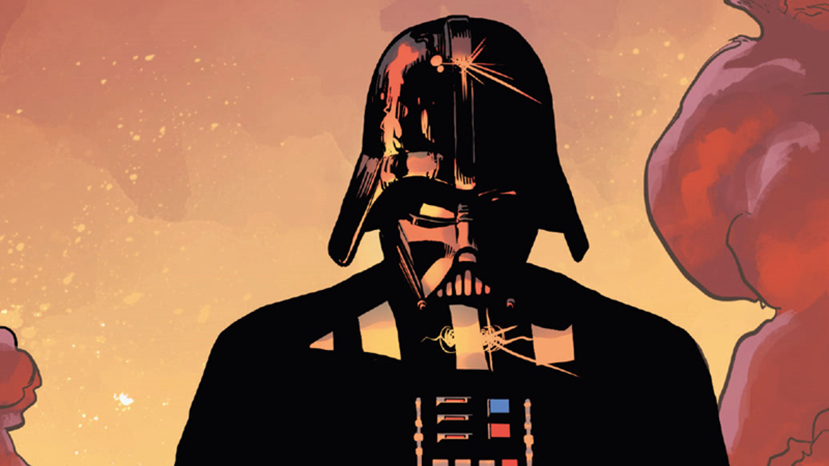 photo of Through the Ghosts of Revenge of the Sith, Darth Vader Finds a Semblance of Peace image