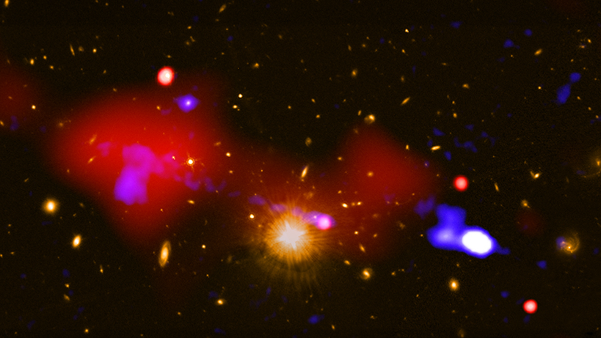 New Findings Show a Surprising Way Black Holes Could Affect Star Formation