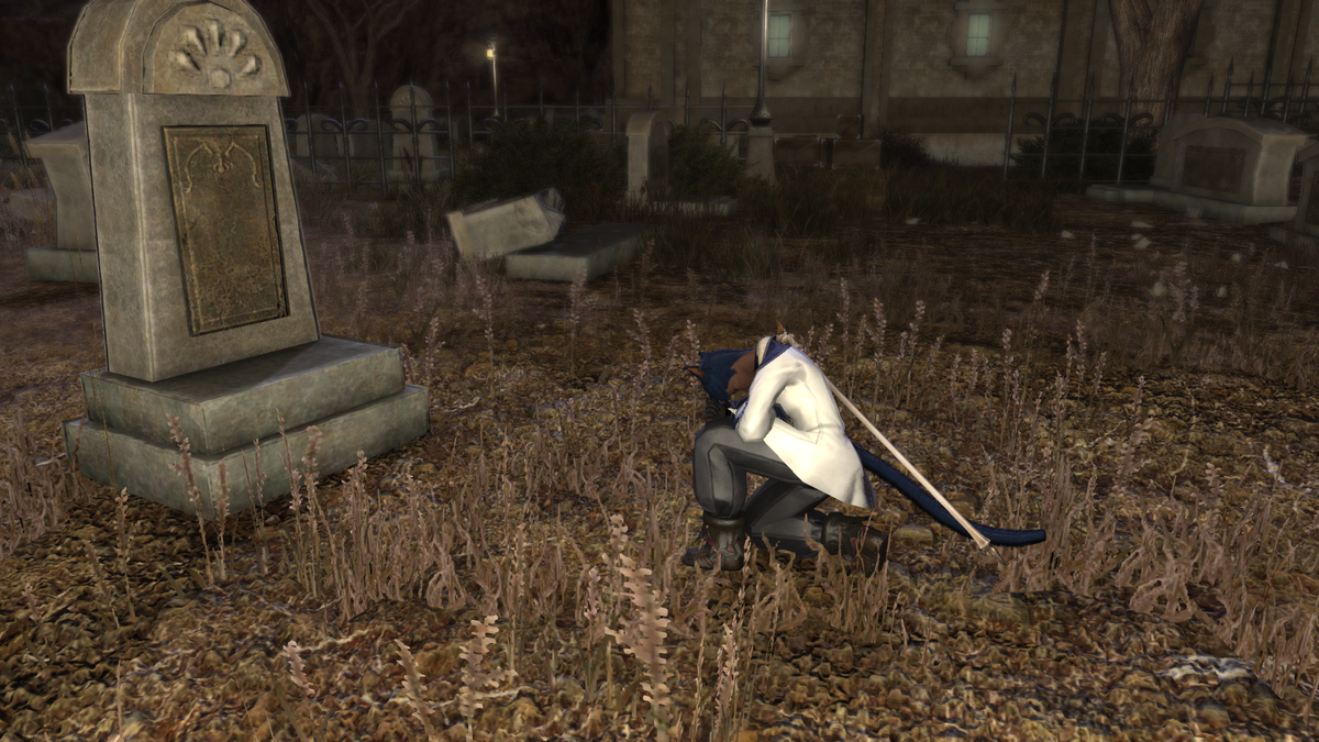 We Gotta Talk About This Main Story Quest In A Realm Reborn - Kotaku