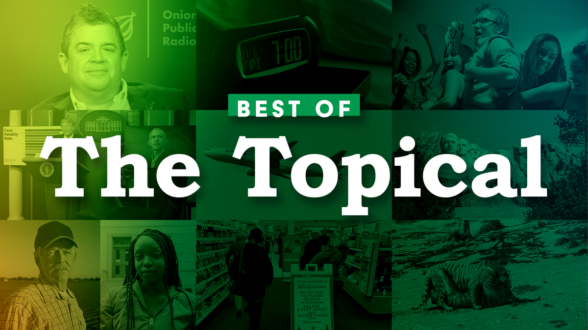 Our Annual Year: Best Of The Topical