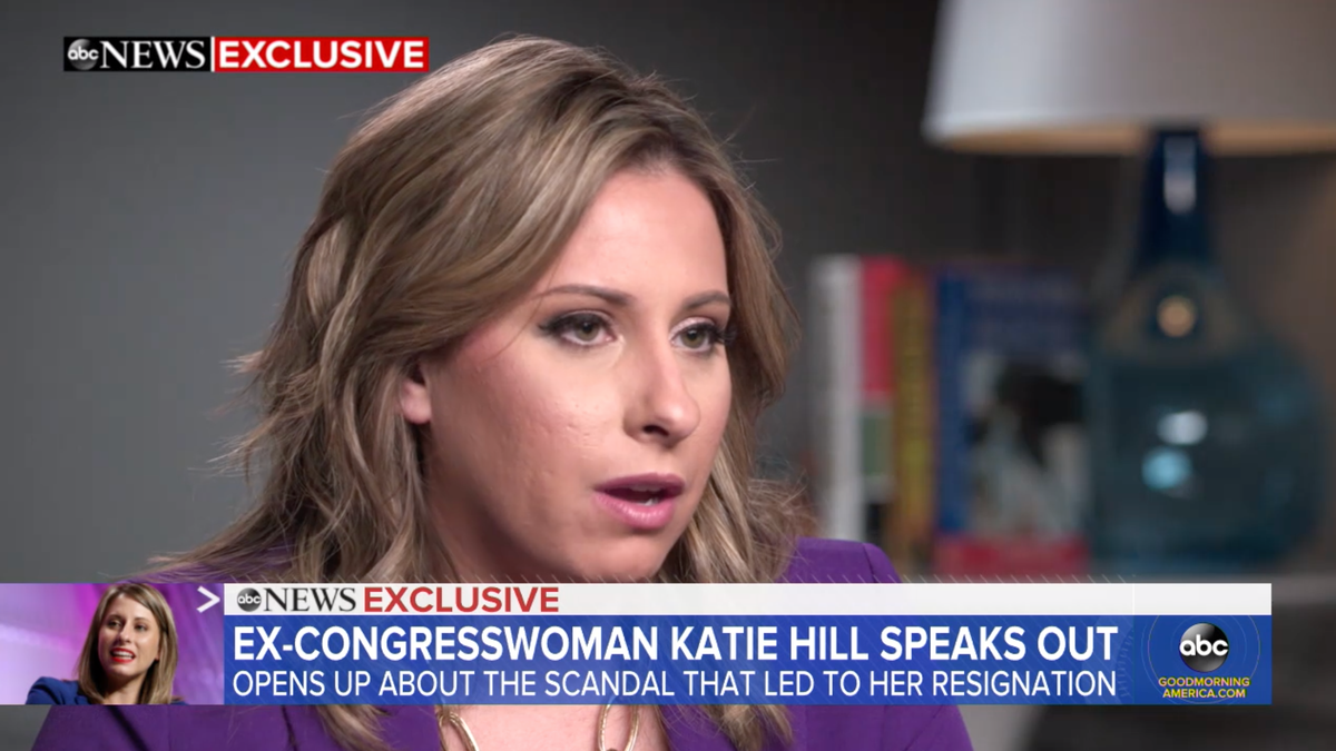 Katie Hill Says 'Revenge Porn' Is Misleading By Design