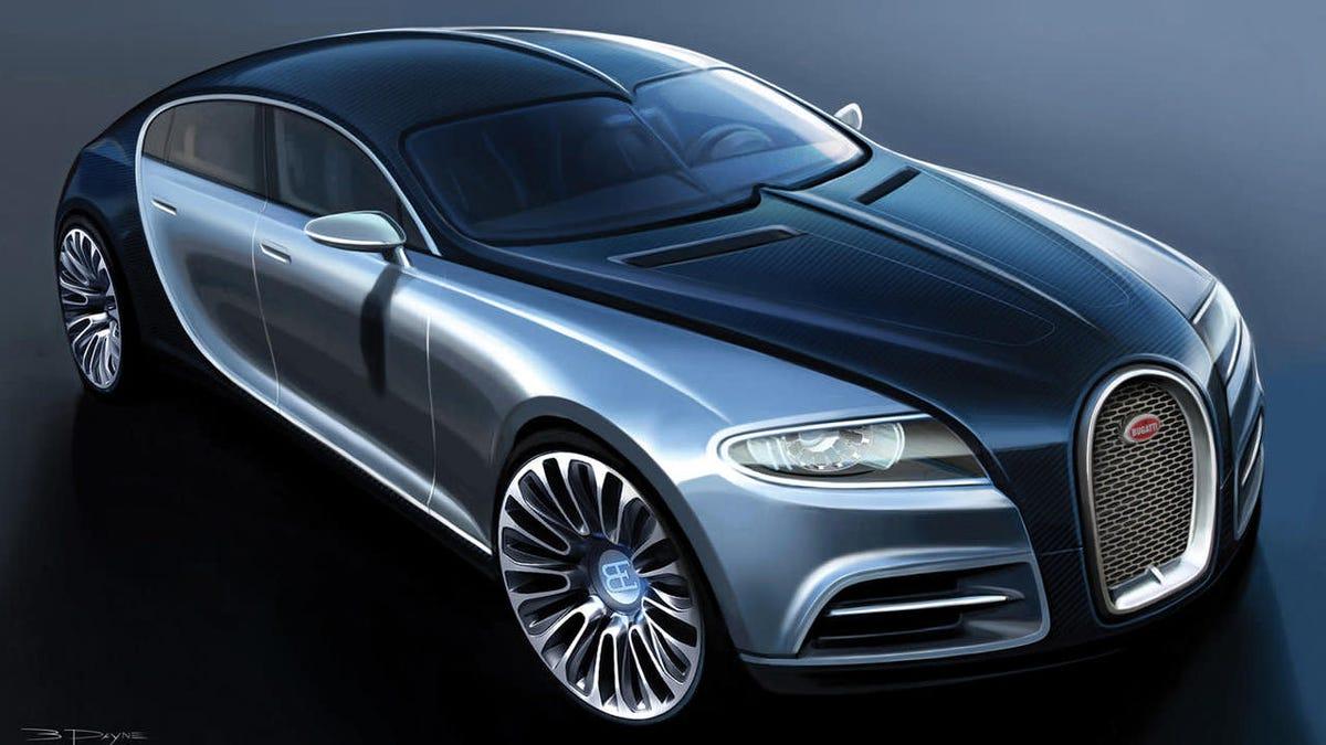The Bugatti Suv Will Be Dumb