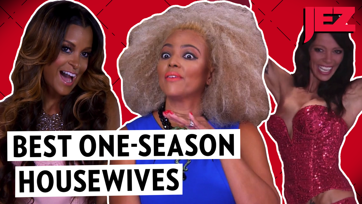 Life Twirls On: Real Housewives' Best One-Season Wonders