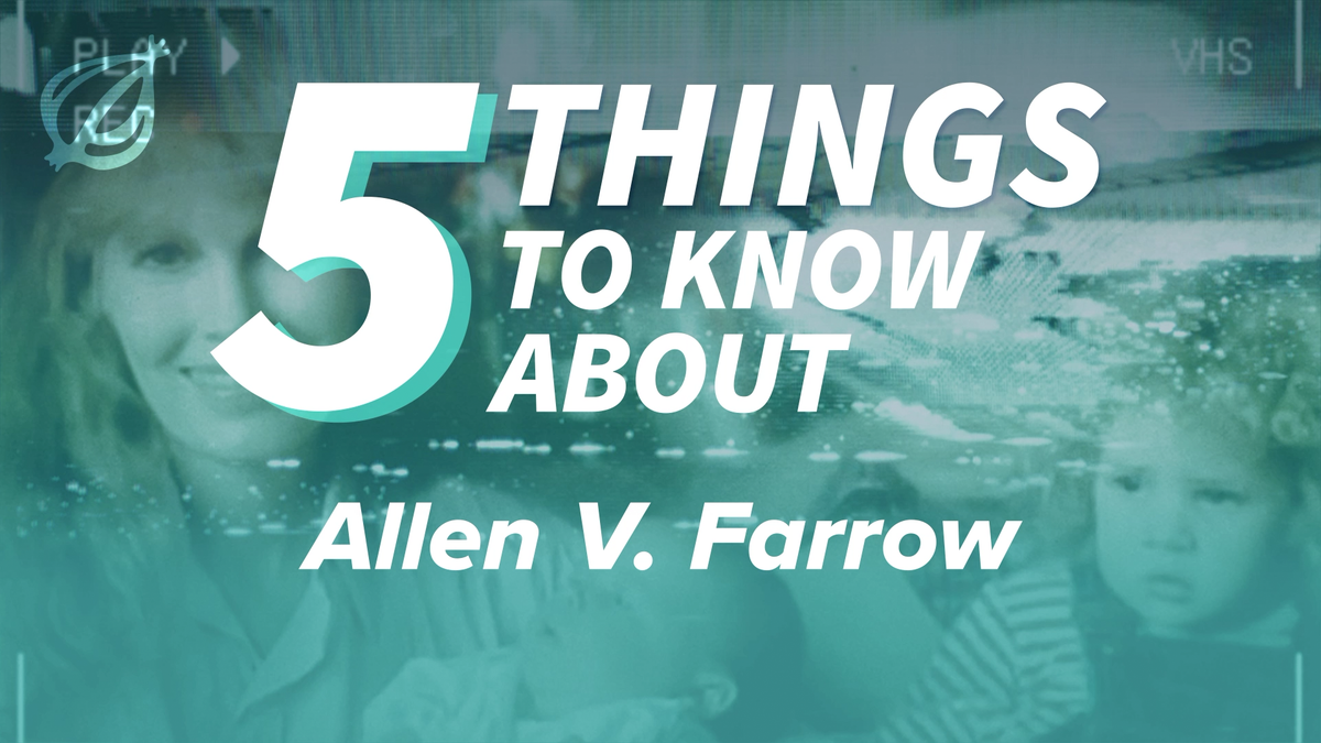 5 Things To Know About 'Allen V. Farrow' - the onion
