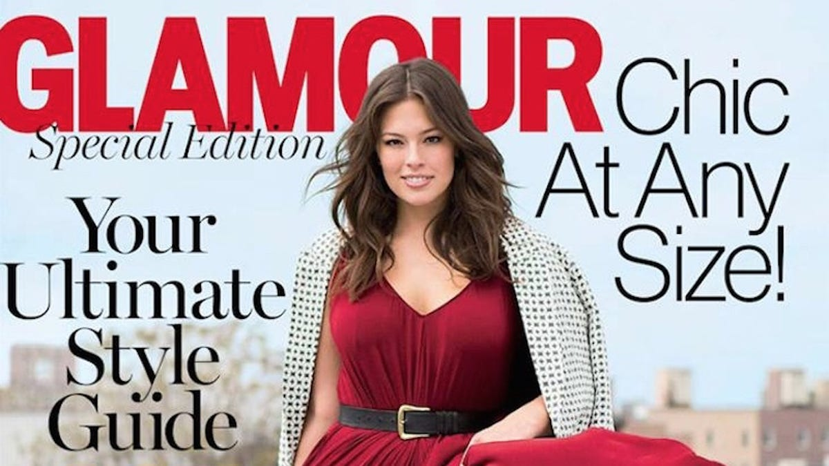Lane Bryant and Glamour Are Teaming Up for a Clothing Collection, Special Edition Mag