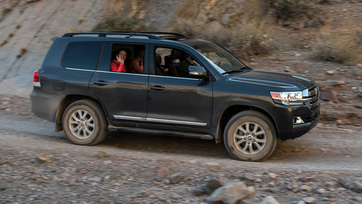 Toyota Doesn't Know What To Do With The Land Cruiser In The U.S.