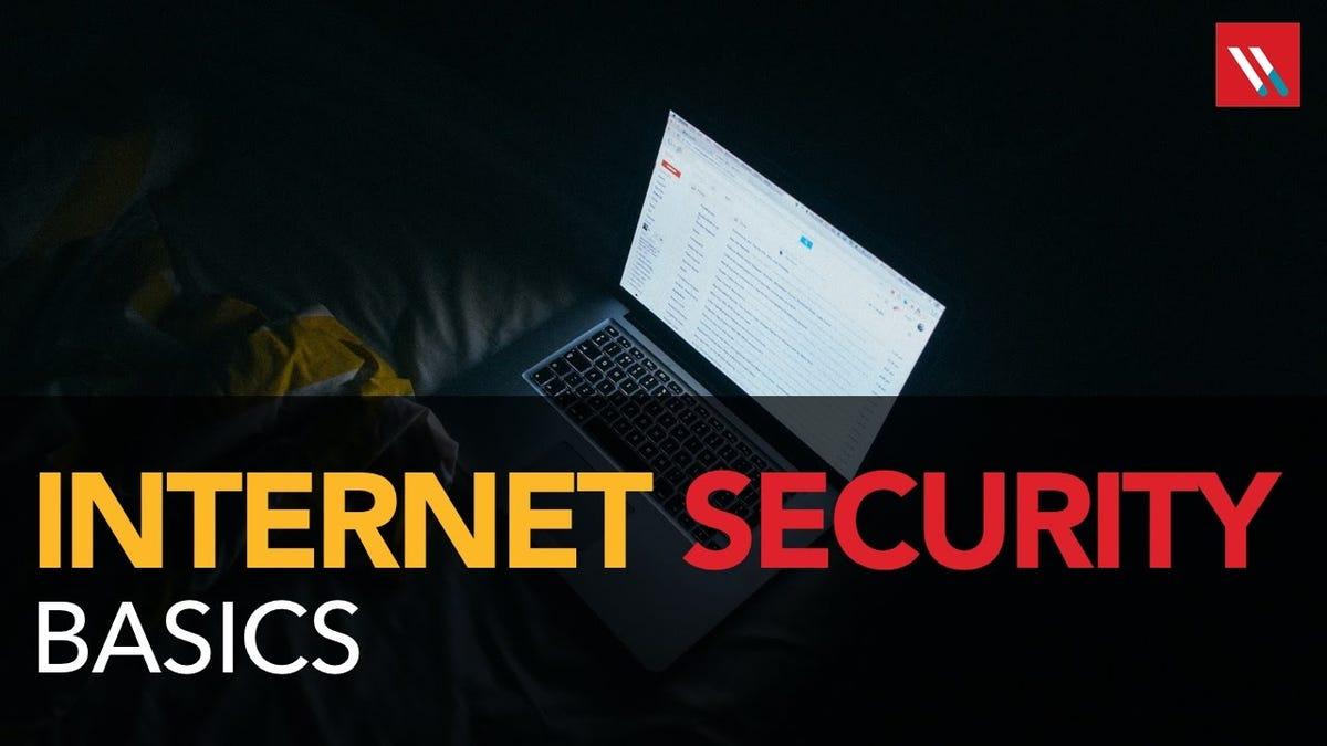 Let Your Whole Family Watch This Internet Security Basics Course
