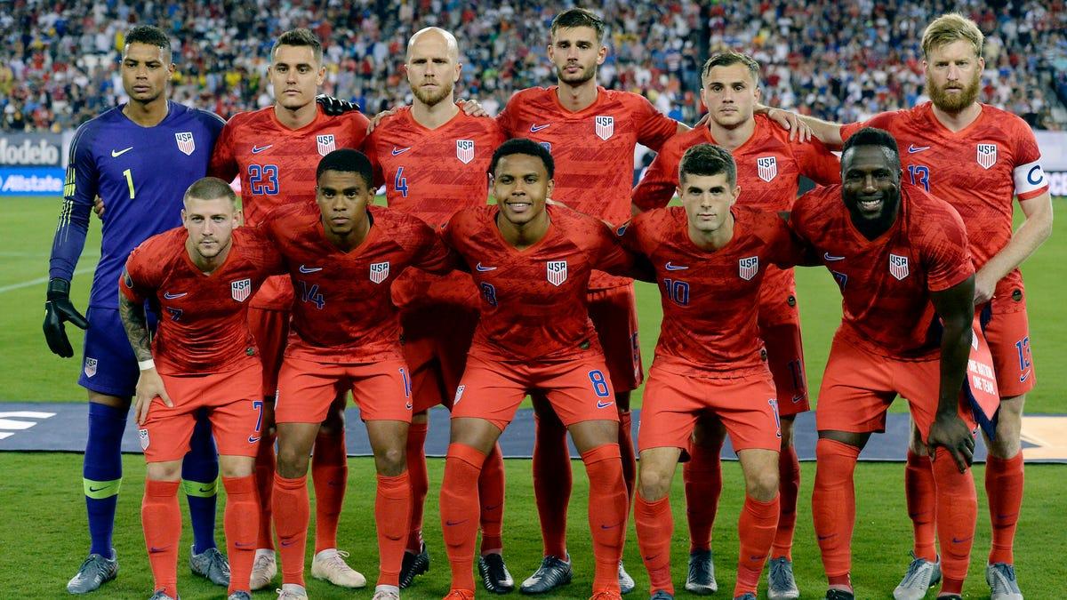 USMNT Rips U.S. Soccer's