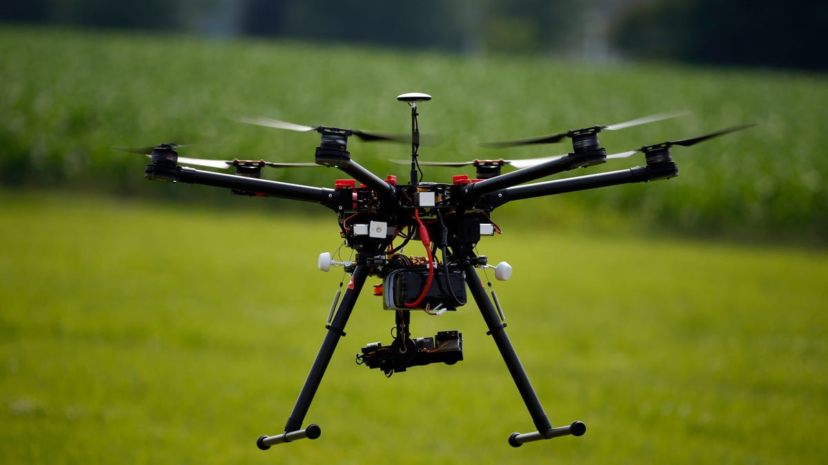 Surprisingly, Pilot Errors Not the Main Cause of Drone Crashes