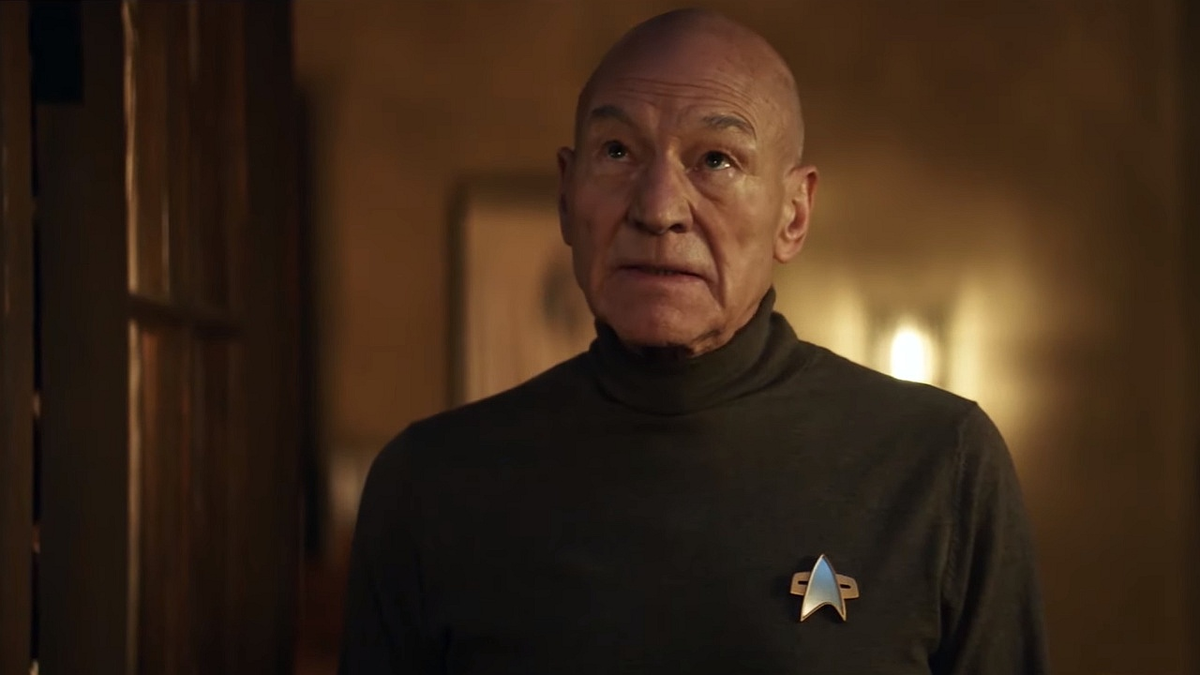 Picard Is Coming This January, Here's Yet Another Fabulous Trailer