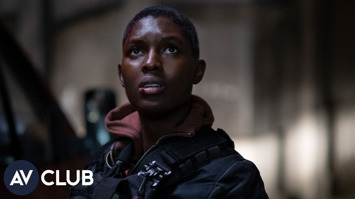 Jodie Turner-Smith on filming Without Remorse's stunts while pregnant