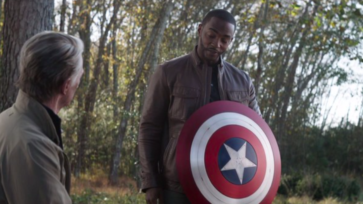 Anthony Mackie Knows How Big a Deal His New Captain America Is