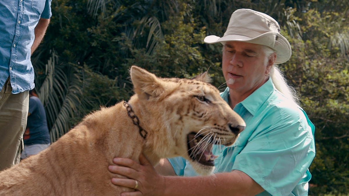 Tiger King's Doc Antle charged with wildlife trafficking, animal cruelty