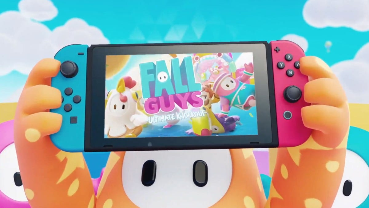 Fall Guys Coming To Switch This Summer