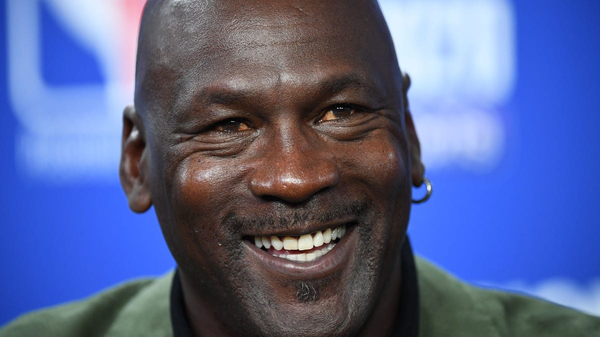 Michael Jordan Becomes NASCAR's 1st Black Principal Owner In Nearly 50 Years–and Bubba Wallace Is His Driver
