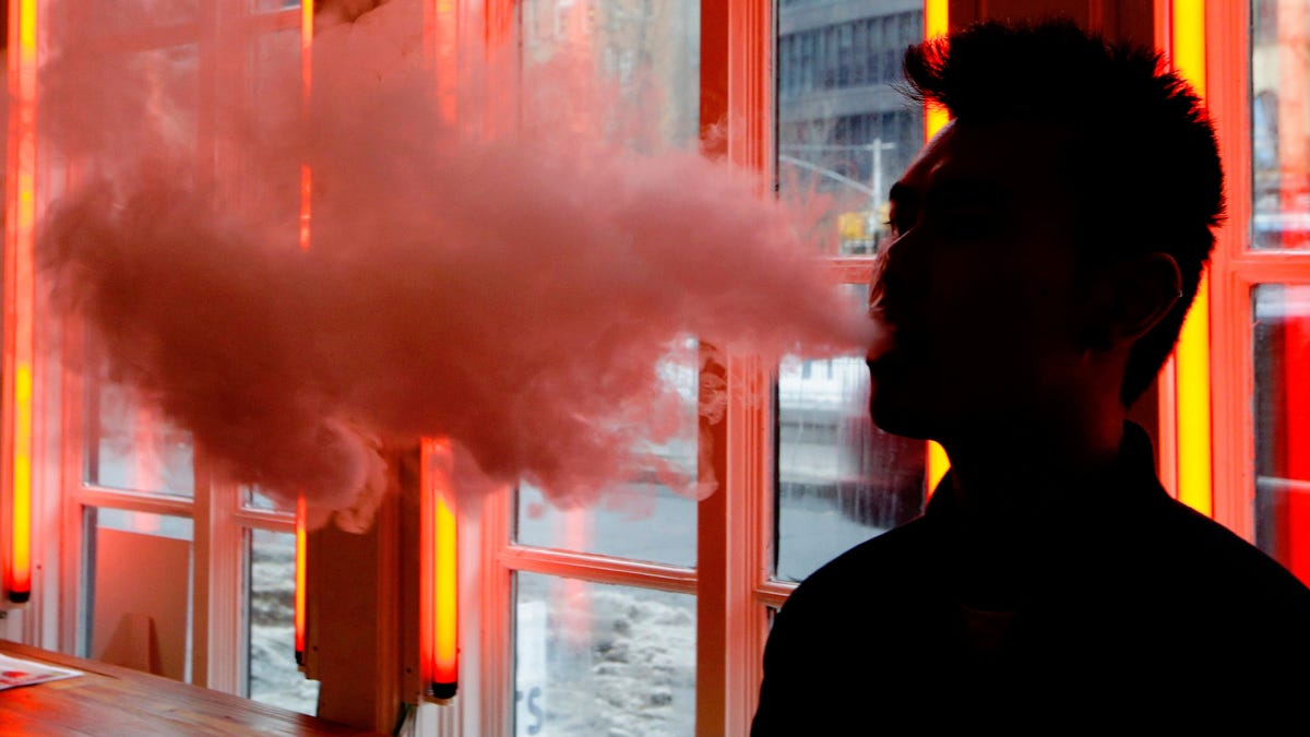 FDA Is Investigating 127 Incidents of Seizures Possibly Linked to Use of E-Cigarettes
