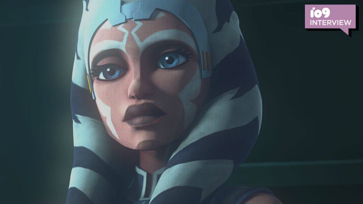 Here's What Dave Filoni Had to Say About Ahsoka Tano's Voice in The Rise of Skywalker