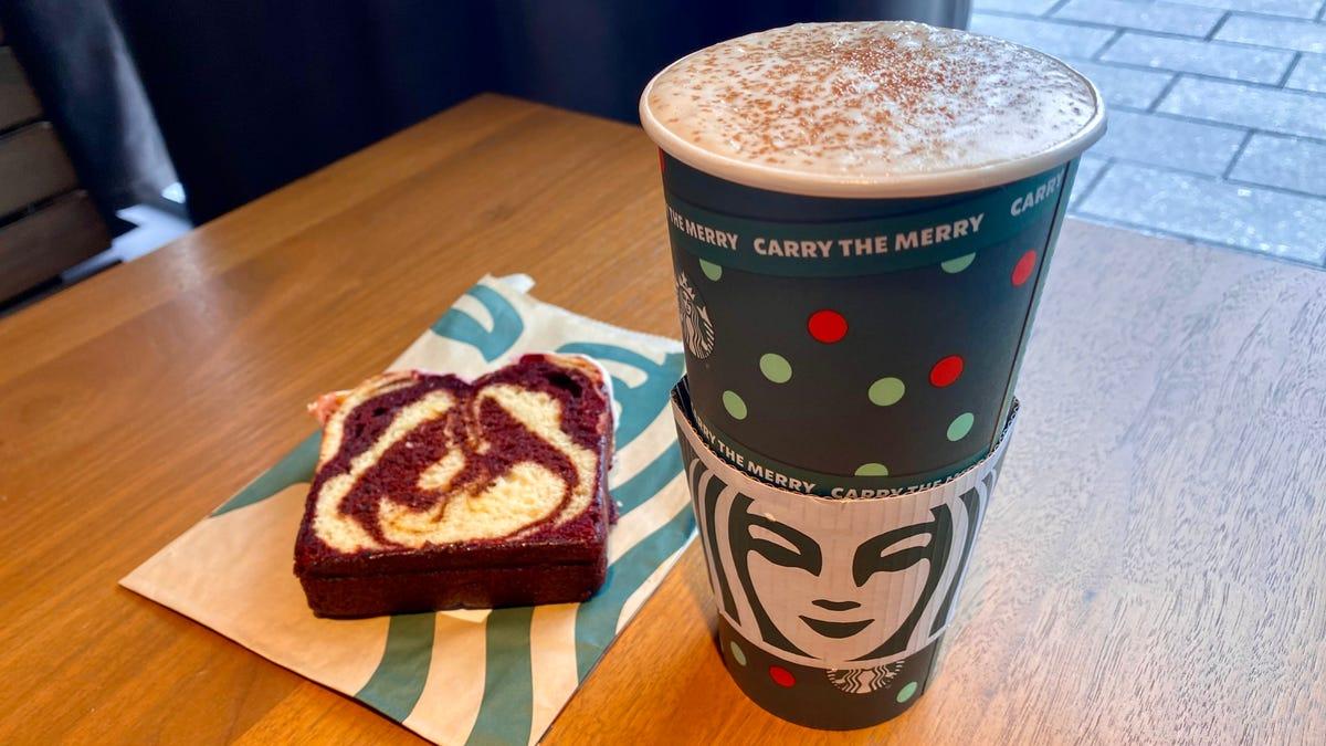 Taste Test: Starbucks' Pistachio Latte