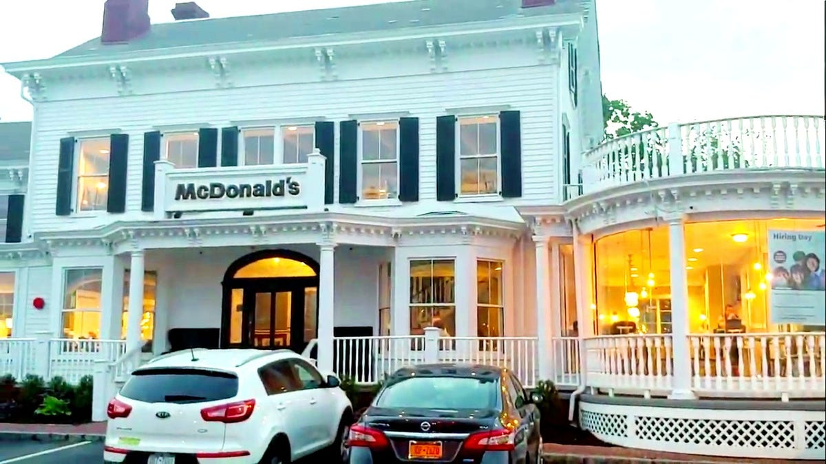 Everyone deserves to know about the Long Island mansion McDonald's