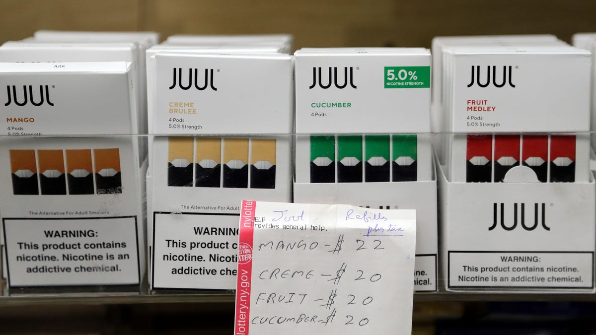 New York Gov. Andrew Cuomo Says He'll Declare Health Emergency to Ban Flavored E-Cigarettes
