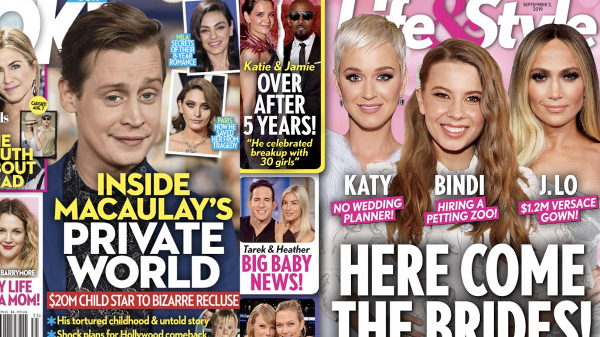 This Week In Tabloids: Did Wealthy College Student Ava Phillippe Steal Olivia Jade's Job as an Amazon Spokeswoman?