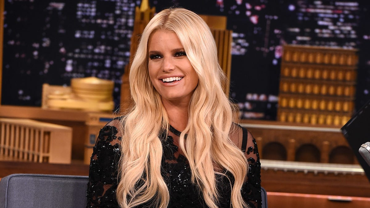 Jessica Simpson Kissed Justin Timberlake A Decade Ago