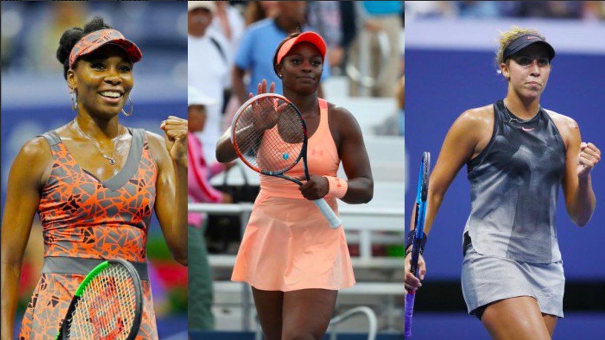 3 Black Women Advance to US Open Semifinals