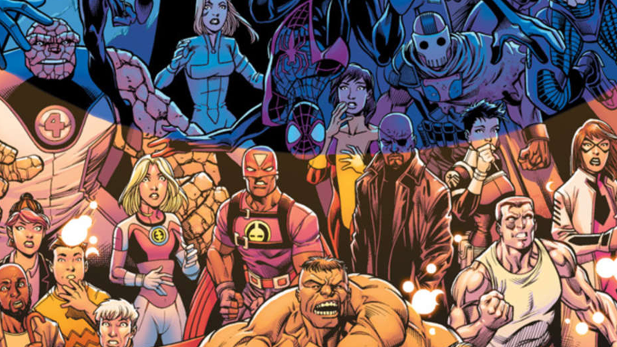 So What Actually Survived the Destruction of the Ultimate Marvel Universe?