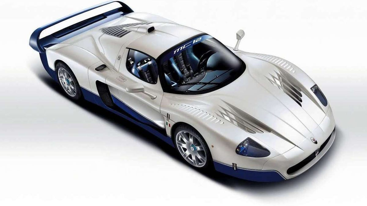 The Mid-Engine Maserati MC20 Supercar Should Be A Direct Successor To The Maserati MC12