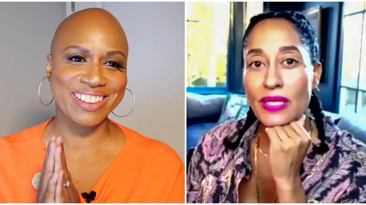 InHAIRitance: Tracee Ellis Ross, Ayanna Pressley and Color Of Change Advocate for Small Black Beauty Businesses and the CROWN Act
