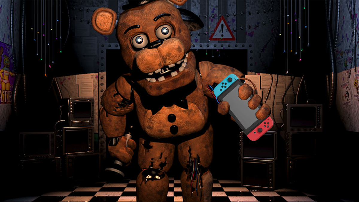 The Week In Games: 20 Nights At Freddy's