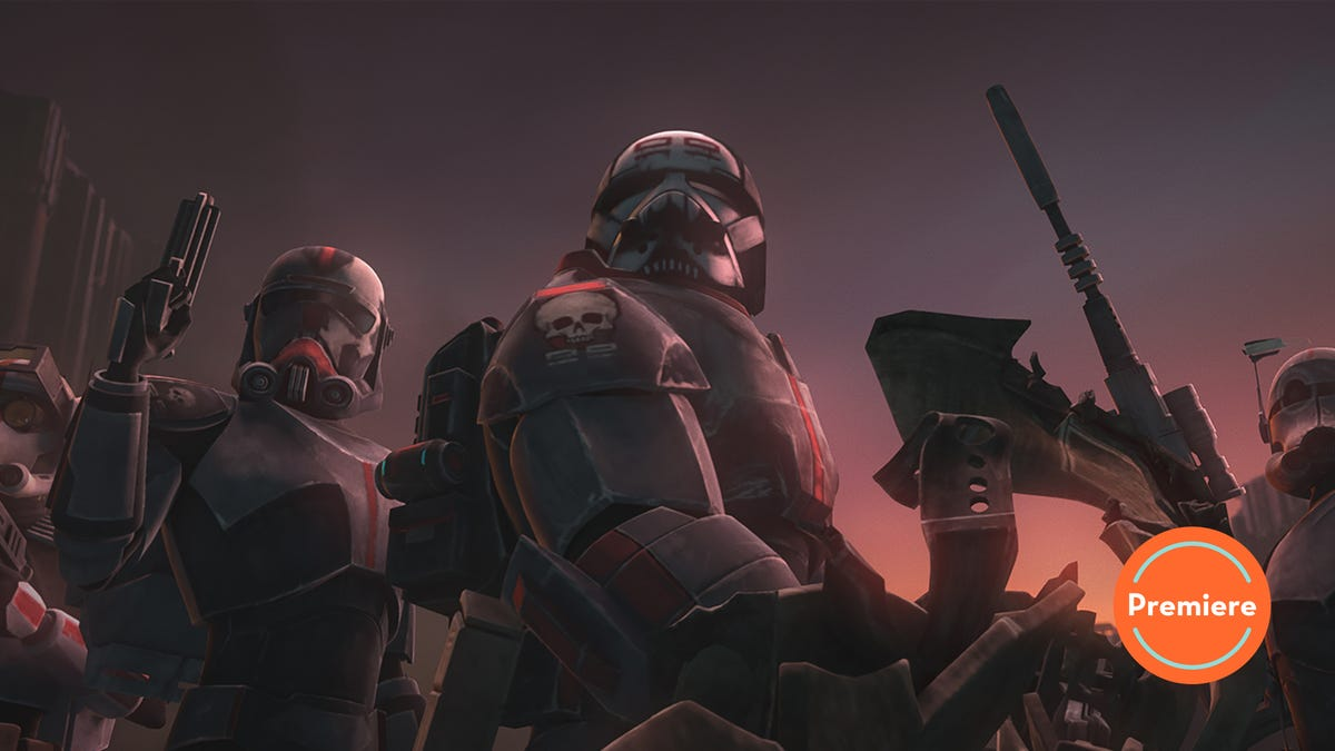 Star Wars: The Clone Wars returns with the bad boys of clones