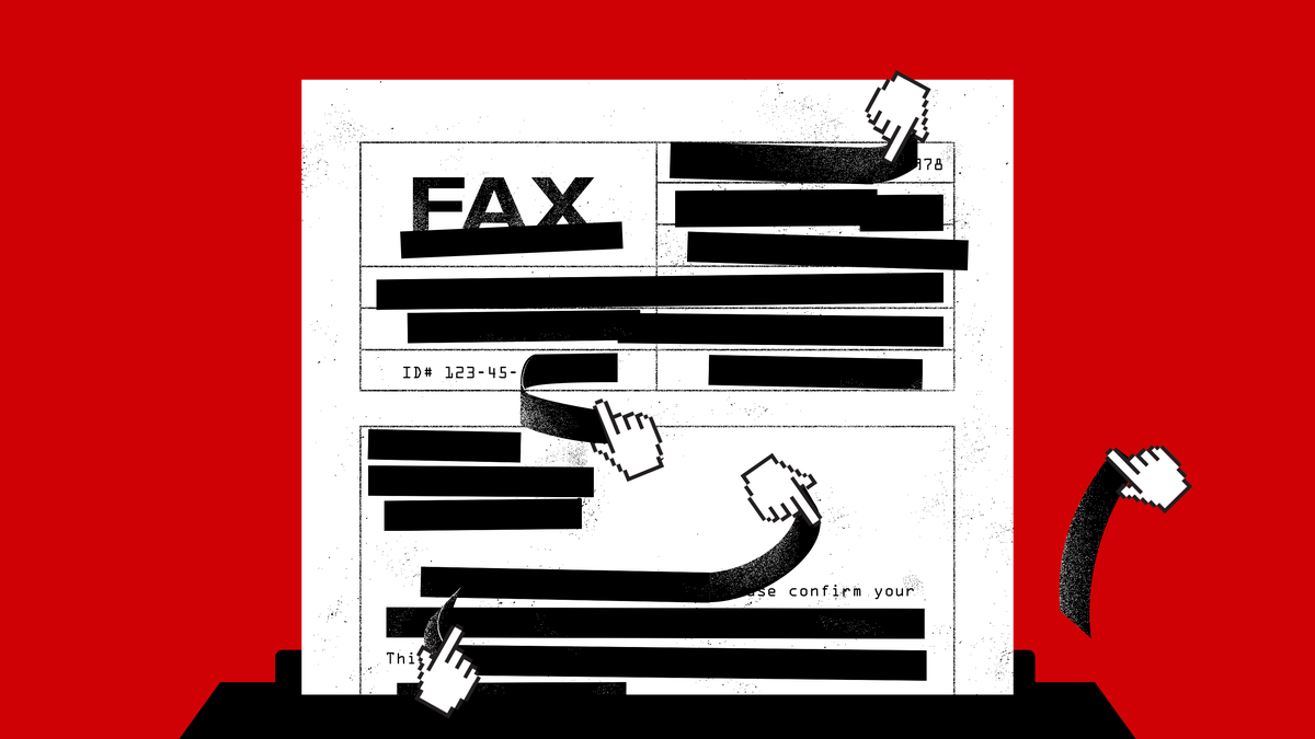 Beware Sending a Fax Online—It Might Not Be as Private as You Think