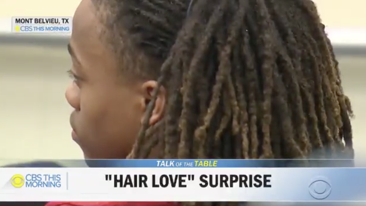 The Big Payback: Gabrielle Union, Dwyane Wade and Matthew Cherry Give Hair Love to Student Told to Cut Dreadlo
