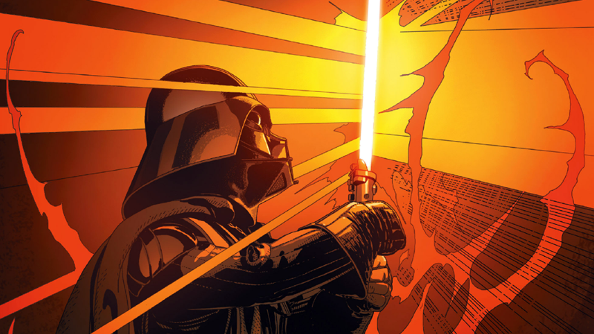 Someone Actually Outbadassed Darth Vader in Marvel's Star Wars Crossover