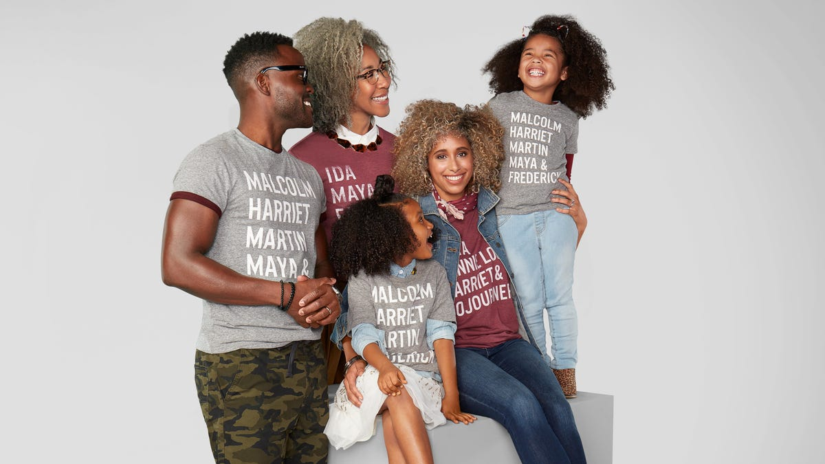 Black to the Future: Target's Black History Line Is in Stores, and We Want All the Things
