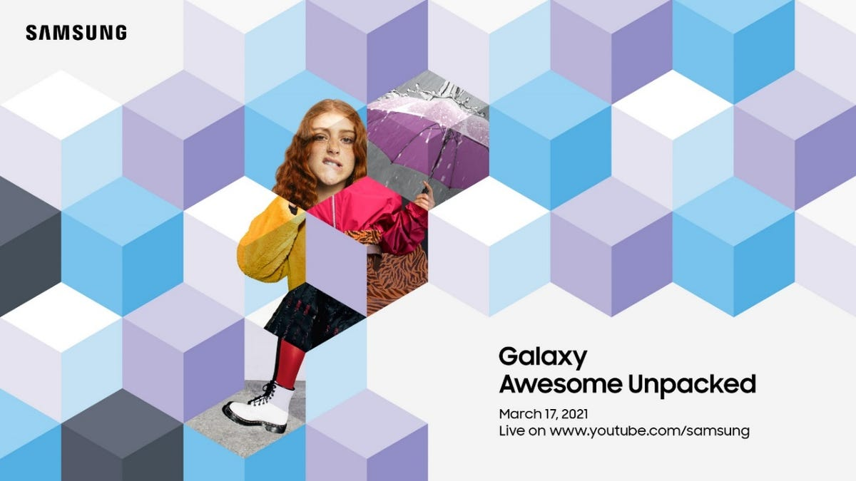 Samsung's Next Galaxy Unpacked Event Set for March 17 – Gizmodo