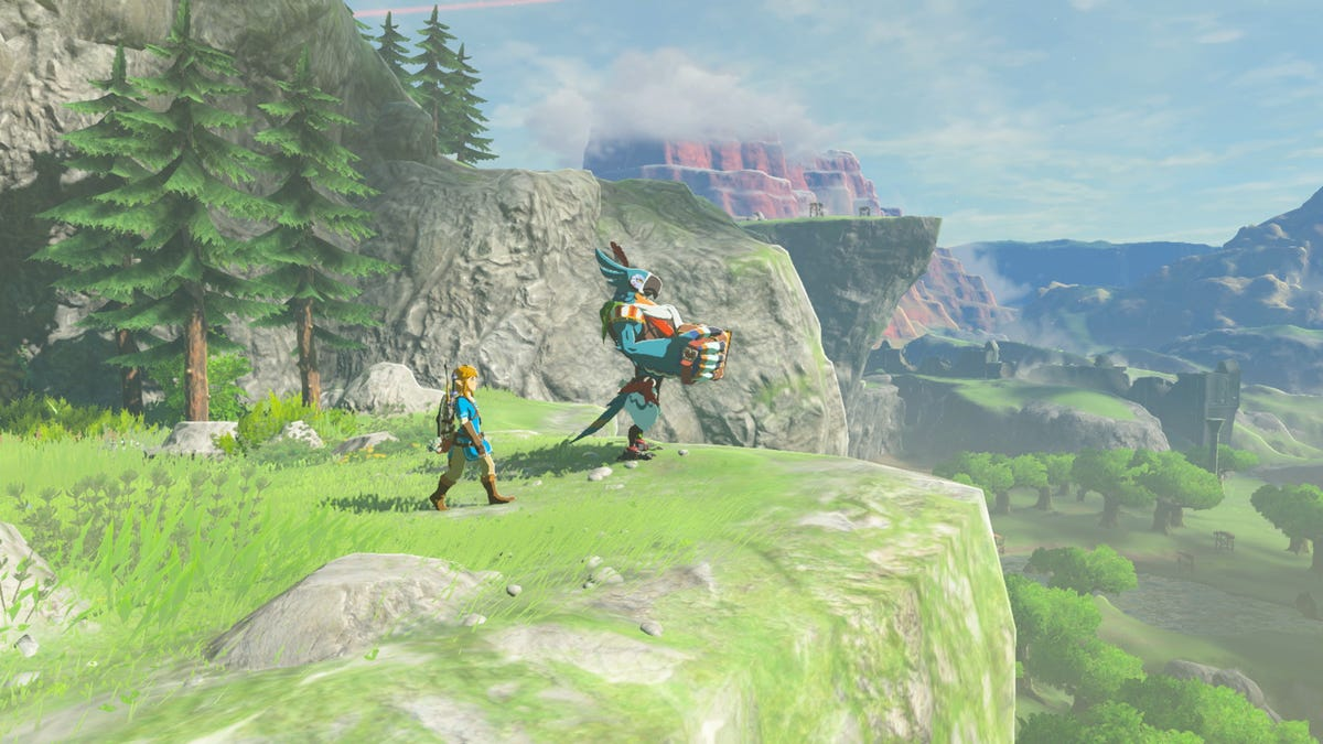 Why I Left Breath of the Wild Unfinished
