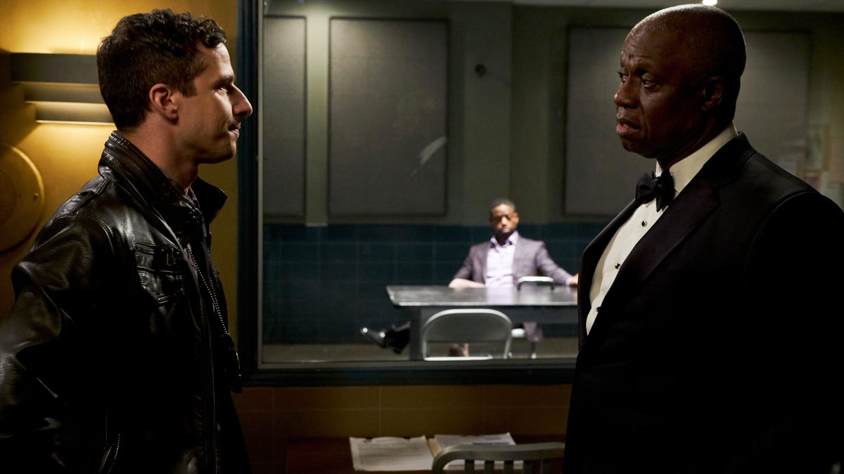 TV Moments, When Jake made Philip Davidson disclose how he executed the perfect murder in Brooklyn Nine-Nine.