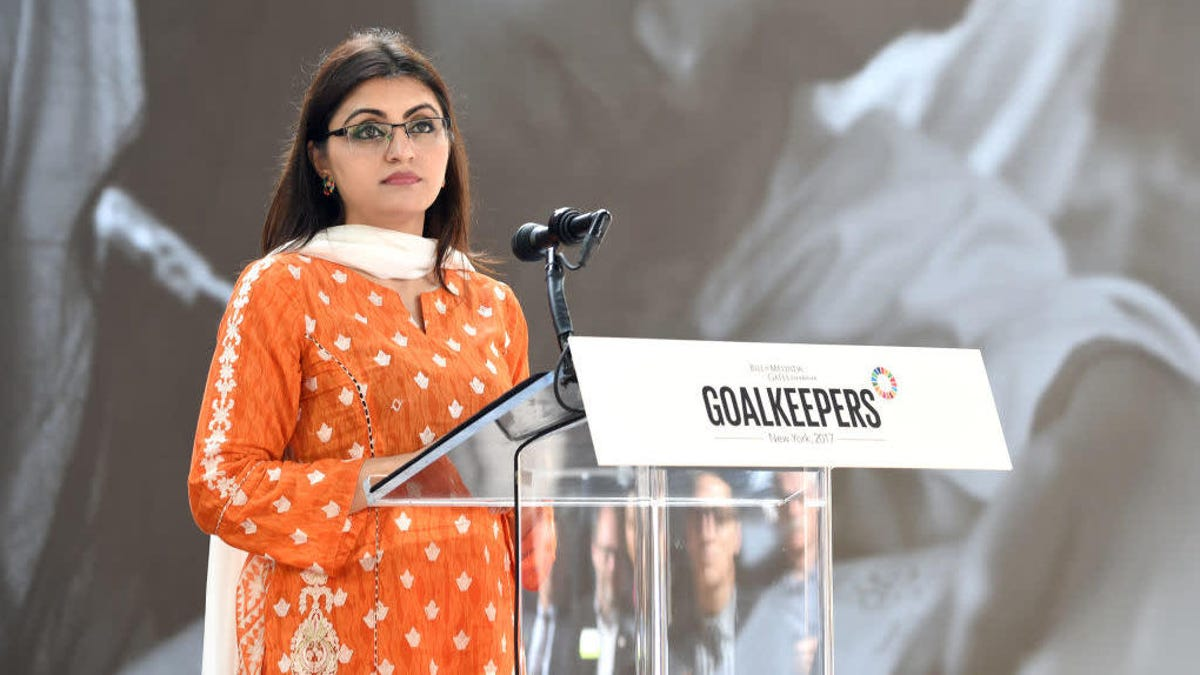Pakistani Women's Rights Activist Gulalai Ismail Successfully Escaped Authorities to Seek Asylum in New York