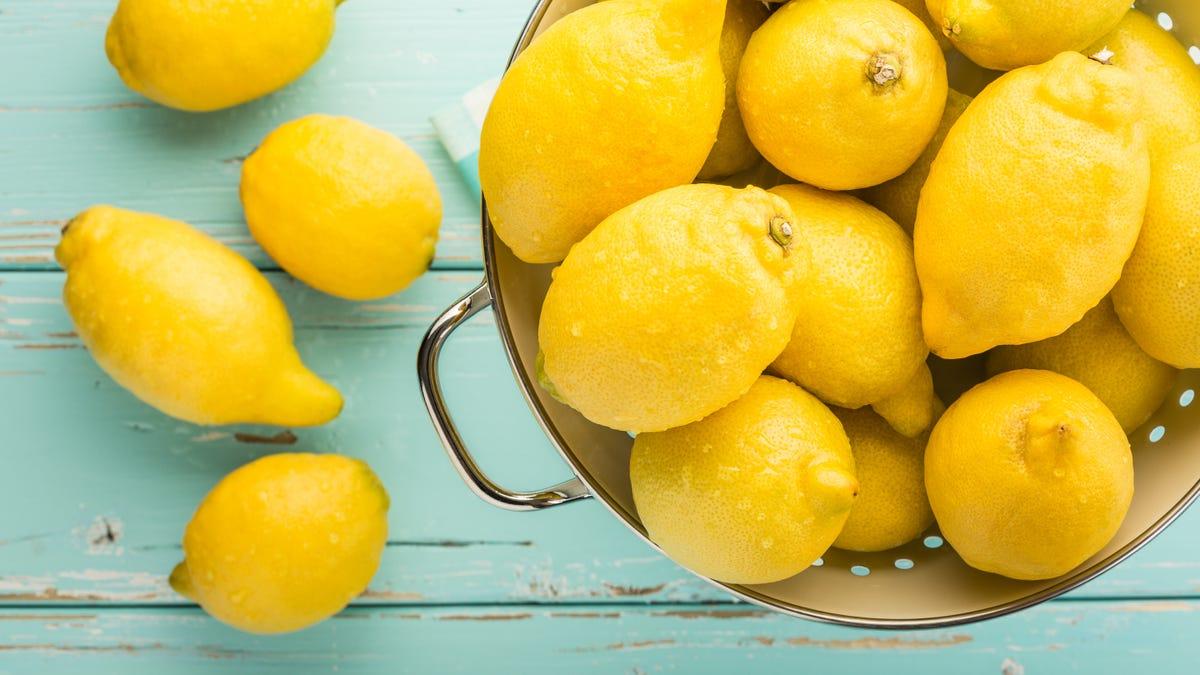 Always Buy Lemons