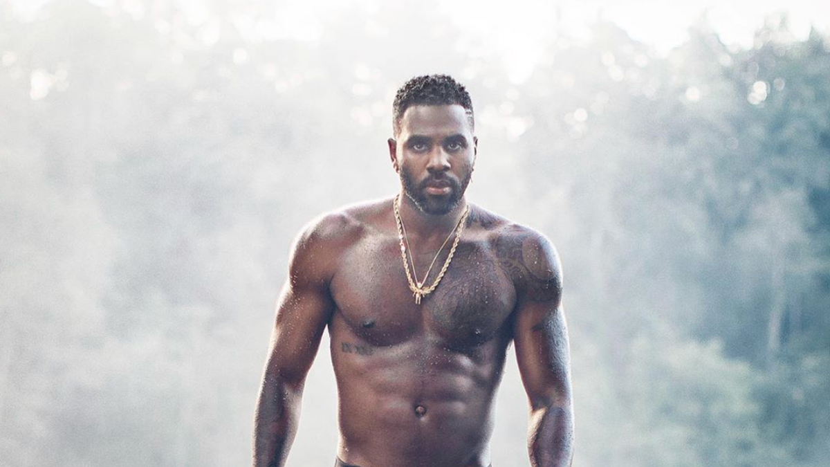 Jason Derulo Will Not Allow His Dick to be Censored!