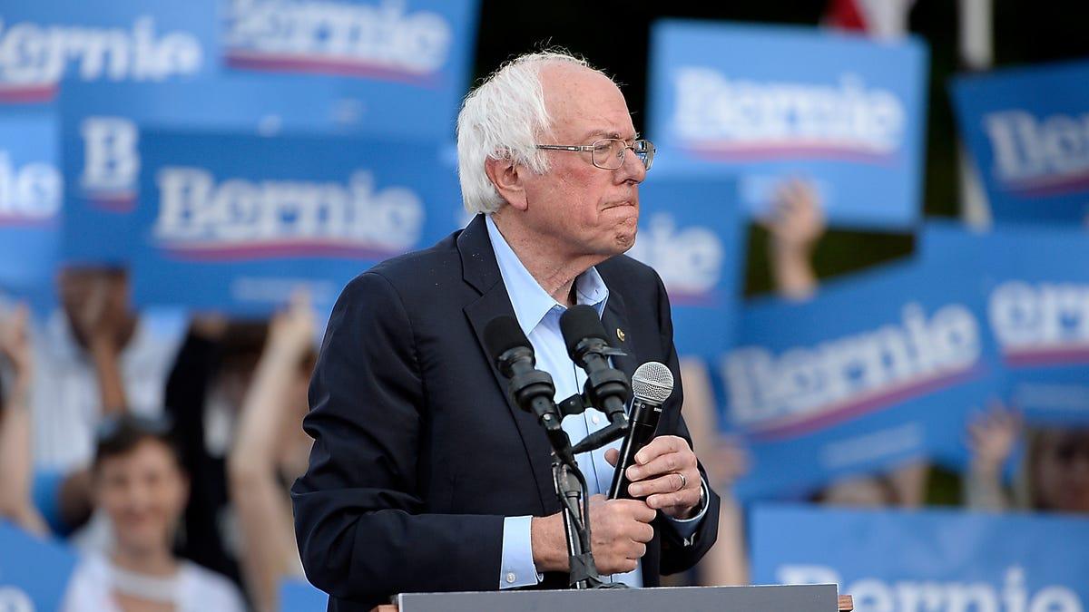 Bernie Sanders Needs to Support Decriminalizing Sex Work