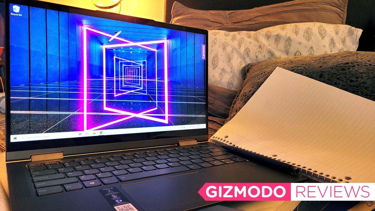 Lenovo Can Do No Wrong With Its Yoga 7i Laptop