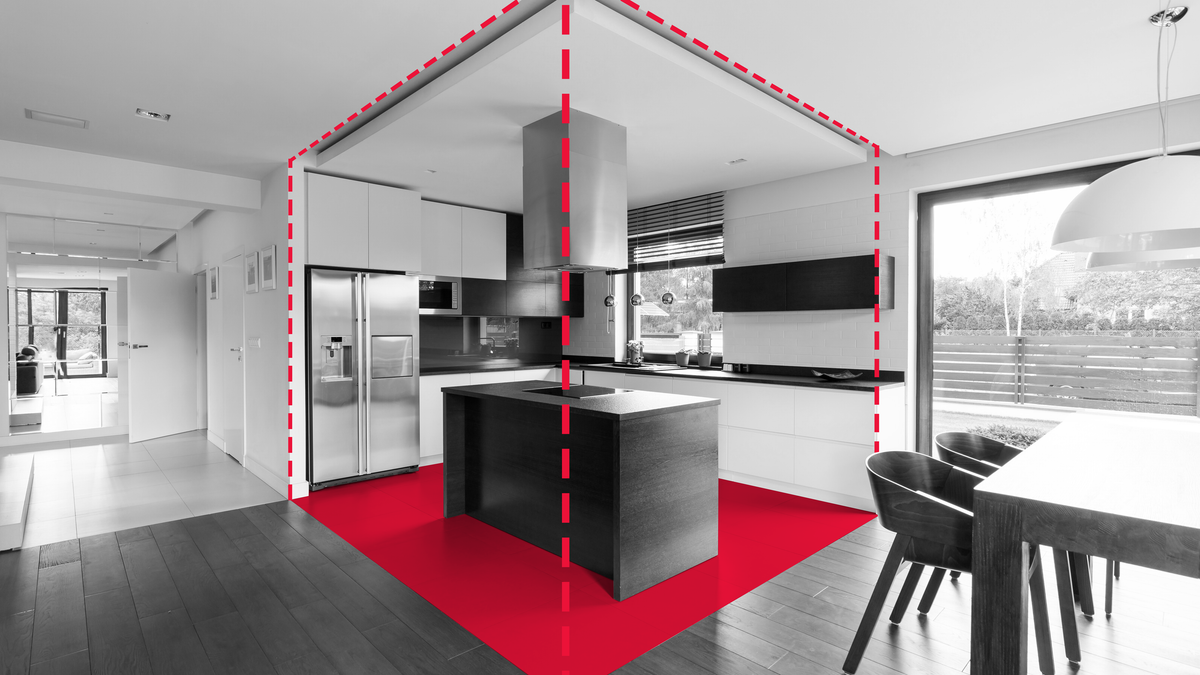 The Open Floor Plan Fantasy Is About Doing Whatever the Hell You Want